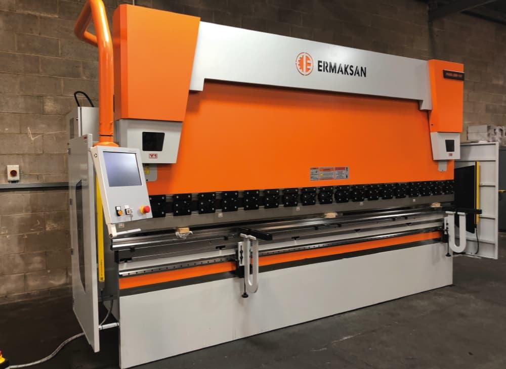 fabrication machine