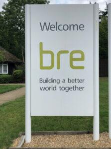 BRE Sign